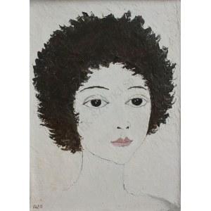 Krystyna Liberska (1926-2010) Dziewczyna