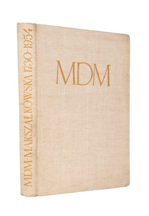 MDM. Marszałkowska 1730-1954