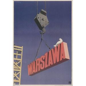 plakat TREPKOWSKI Tadeusz - Warszawa
