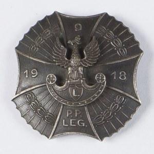 Odznaka 9 Pułk Piechoty Legionów