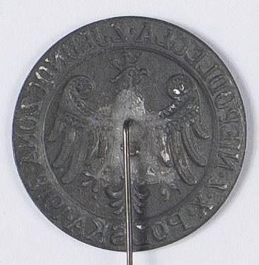 Odznaka Niepodległa Zjednoczona Polska 7.x.1918