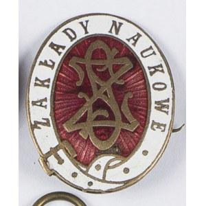 Odznaka Zakłady Naukowe