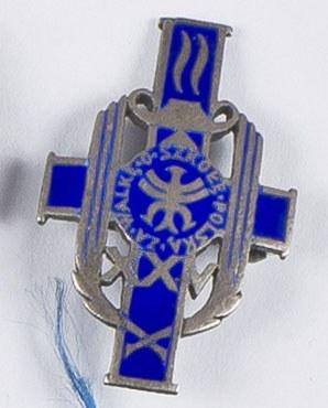 Miniaturka Odznaki za Walkę O Szkołę Polską Xxv