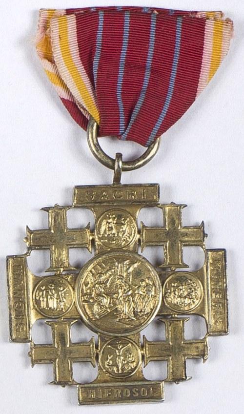 Krzyż Jerozolimski Złoty
