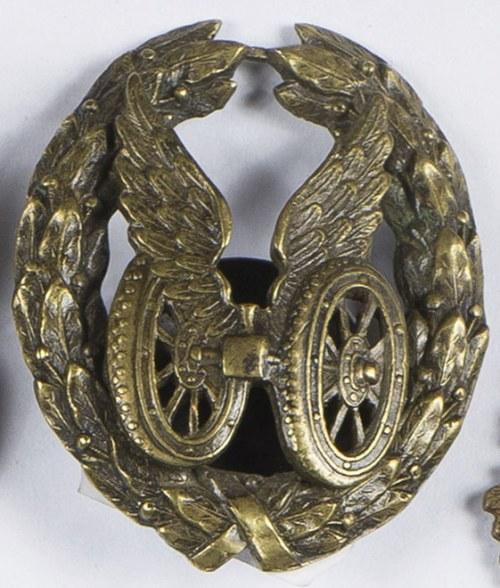 Odznaka Oddziałów Automobilowych(?) Rosja(?)
