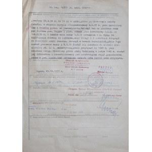 Wniosek O Nadanie Orderu - Odznaczenia Krzyż Orderu Virtuti Militari V Kl.