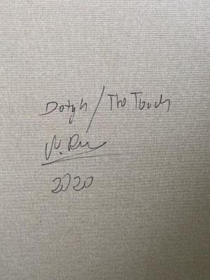 BAŻOWSKA NATALIA, Dotyk / touch, 2020