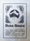 DUDA-GRACZ JERZY, Obraz 2027. Wieś Kościaszyn – pejzaż pośmiertny, 1996