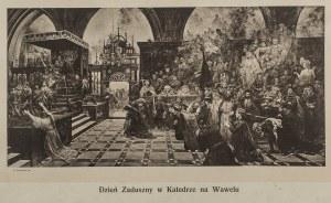 Wincenty Wodzinowski (1866 - 1940), Dzień Zaduszny w Katedrze na Wawelu