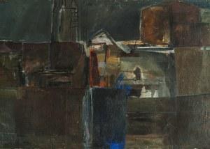 Janina Neuman (Xx W.), Pejzaż II, 1961 r.