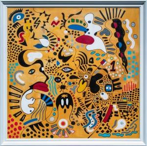 Łukasz Leskier, Popij herbatką, Miró, 2016