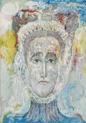 Zdzisław LACHUR (1920-2007), Młody prorok, 1991