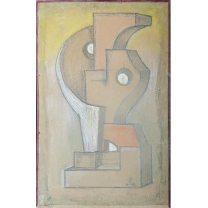 Aleksander ŻURAKOWSKI (1892-1978), Projekt pomnika, 1962