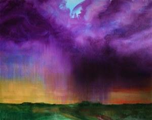 Cyprian Nocoń, Oberwanie chmury, 2020