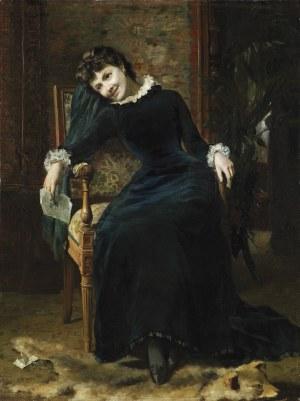 Merwart Paweł, MIŁOSNY LIST, 1880