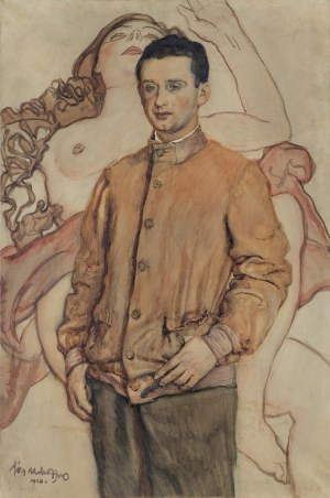 Mehoffer Józef, MŁODZIEŃCZE FANTAZJE, 1928