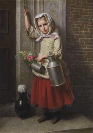 BOSER KARL FRIEDRICH, MLECZARKA, 1863