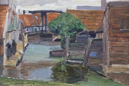 Wywiórski Michał Gorstkin, NAD KANAŁEM, 1903-1906