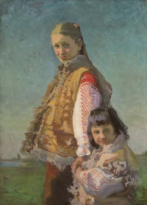 Trusz Iwan, HUCUŁKI, LATA 20. XX W.
