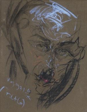 Witkiewicz Stanisław Ignacy, PORTRET STANISŁAWA TOTWENA, 6 X 1931