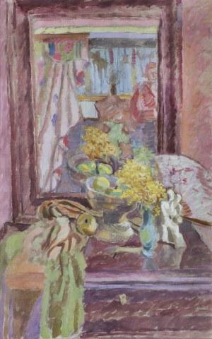 Taranczewski Wacław, MARTWA NATURA PRZED LUSTREM, 1938