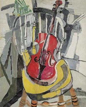 Sobel Judyta (Jehudith), MARTWA NATURA Z WIOLONCZELĄ, 1957