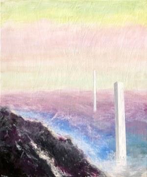 Bernard Pietraga, Waterfall, 2020