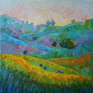 Monika Siwiec, Malownicze wzgórza, 2020