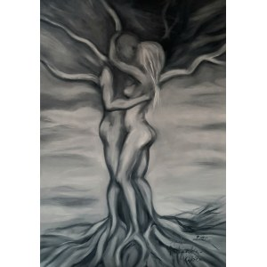Sylwia Radziemska-Kądziela, Drzewo, 2020