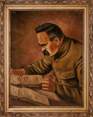 Henryk Stażewski (1894-1988), Piłsudski, 1930