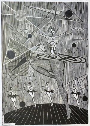 Stefan Rassalski (1910-1972), PRIMABALERINA