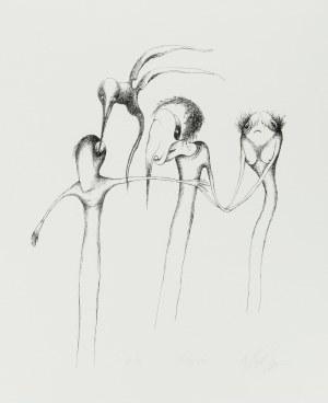 Bożena Wahl (ur. 1932 r.), Bez tytułu, 1975 r.
