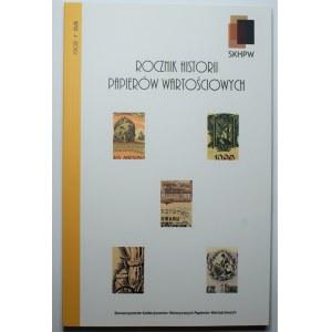 Rocznik Historii Papierów Wartościowych - nr 4 (2016)
