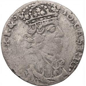 Jan II Kazimierz (1649-1668) - szóstak 1657 - Kraków -