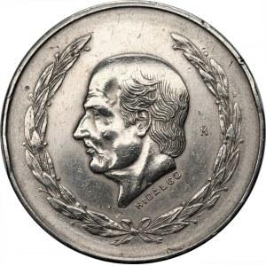 MEKSYK - 5 pesos 1953 - Mo - Hidalgo
