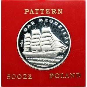 PRL - 500 złotych 1982 - Dar Pomorza - PRÓBA