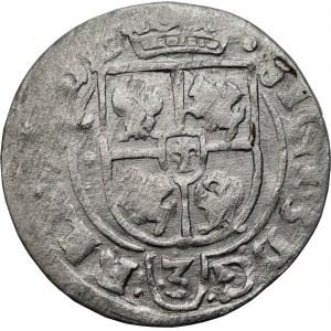 Zygmunt III Waza (1587-1632) - Półtorak 1615 Bydgoszcz – Rzadsza odmiana napisowa z legendą MON NO