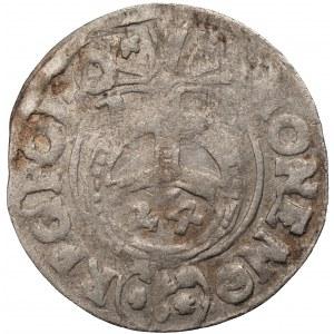 Zygmunt III Waza (1587-1632) - Półtorak 1625 – Naśladownictwo hetmańskie. Rzadkie.