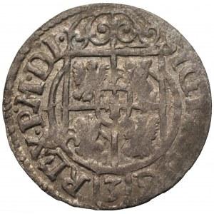 Zygmunt III Waza (1587-1632) - Półtorak 1621- Kolekcja Górecki