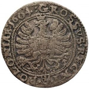 Zygmunt III Waza (1587-1632) - Grosz 1604 - Kolekcja Górecki