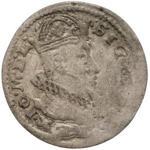 Zygmunt III Waza (1587-1632) - Grosz litewski 1625 z błędem w tytulaturze króla REX IO M D L. - Kolekcja Górecki