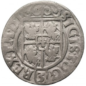 Zygmunt III Waza (1587-1632) - Półtorak 1620- Kolekcja Górecki