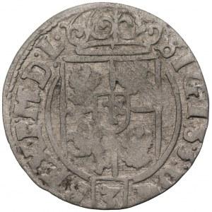 Zygmunt III Waza (1587-1632) - Półtorak 1625 Półkozic w tarczy - Kolekcja Górecki