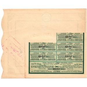 Lubelska Fabryka Portland-Cementu Firley - Em.1-9 - 50 złotych 1925