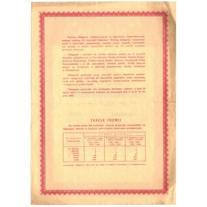 Premiowa Pożyczka Odbudowy Kraju 1946 r. - 500 złotych 1946