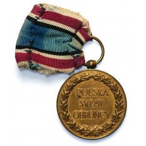 Medal Polska Swemu Obrońcy - Za Wojnę 1918–1921