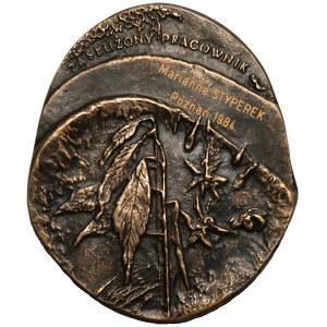 STASIŃSKI - medal Zasłużony Pracownik GOPLANA - dedykowany - OPUS 929