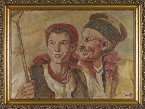 Wincenty Wodzinowski, CHŁOPSKA PARA