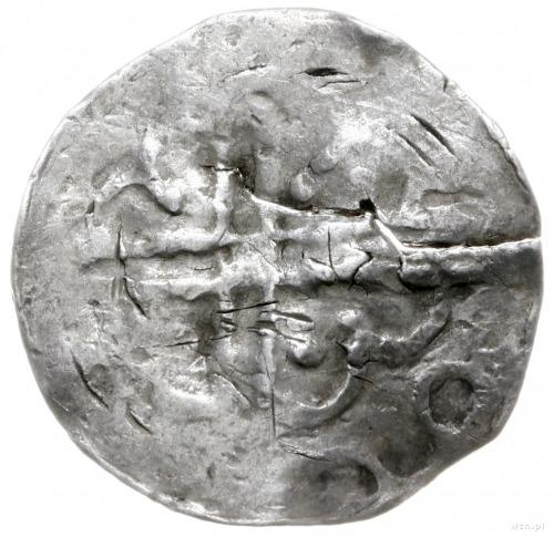hybrydowe naśladownictwo denara niemieckiego i anglosas...