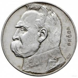 10 złotych 1934, Warszawa; Józef Piłsudski - Orzeł Strz...